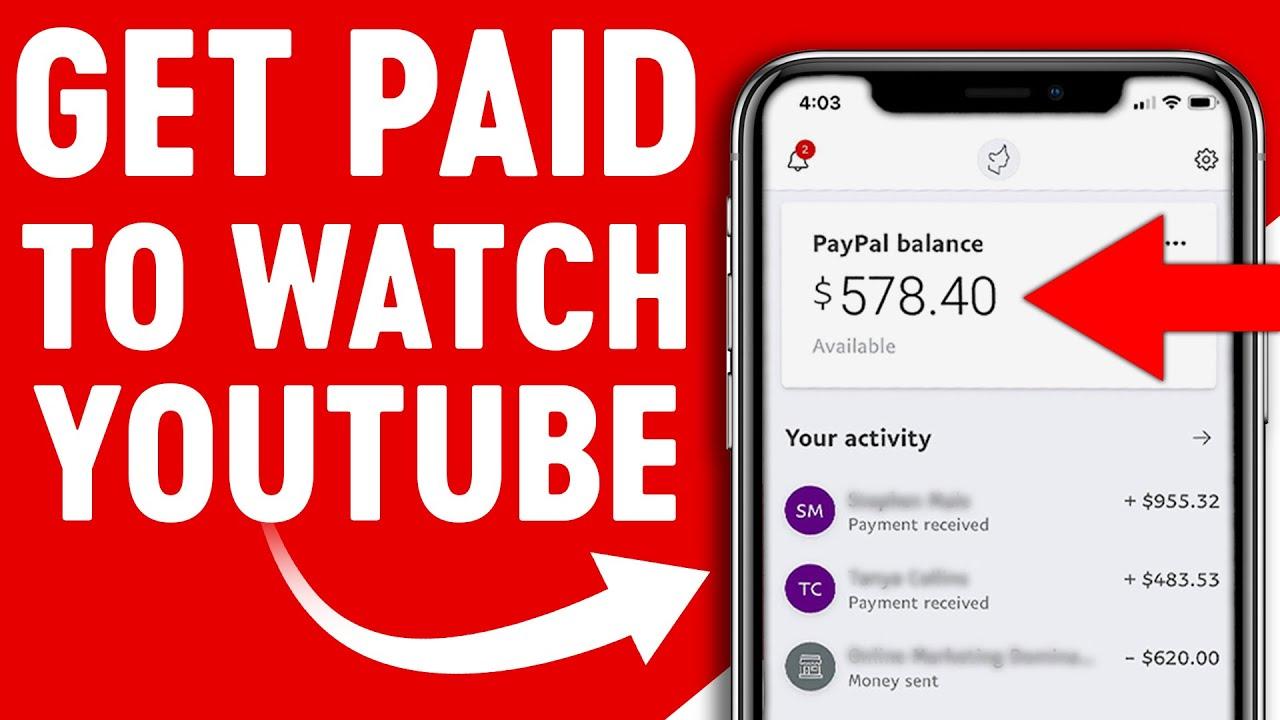 Make Money Online Watching Youtube Videos Available Worldwide Beste Team Geld Verdienen